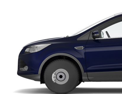 Llantas De Aleacion Ford Configurador De Accesorios